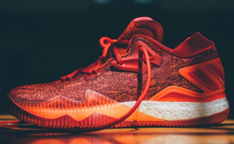 """e03062ce954e Adidas Basketball Officially Unveils the Crazylight Boost 2016 Sneaker. """""""