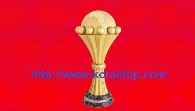 جدول مباريات كأس أمم أفريقيا 2019 والقنوات الناقلة