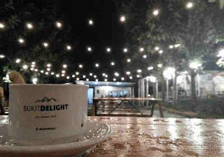 "Lokasi Cafe Hits ""Bukit Delight"" Malang yang Instagramable"
