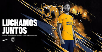 Atlético Madrid 17-18 Away Kit Released 2361e7c45