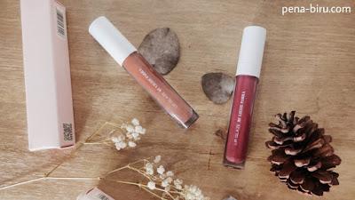 Review BLP Lip Glaze