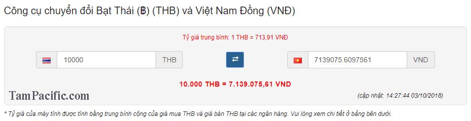 Chiêu lừa đảo khiến bạn mất tiền oan khi đổi tiền Baht Thái Lan