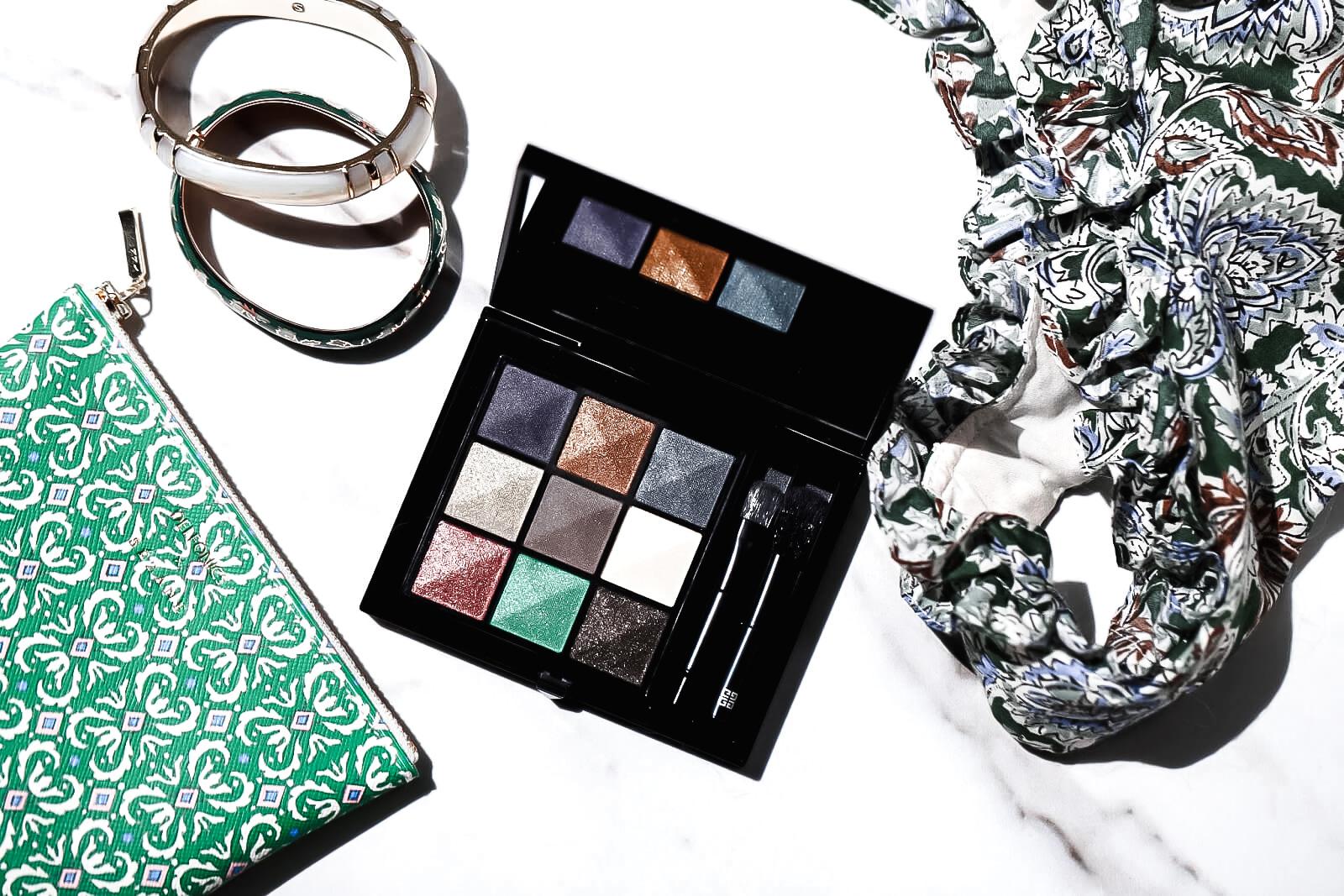 Le 9 De Givenchy Palette avis