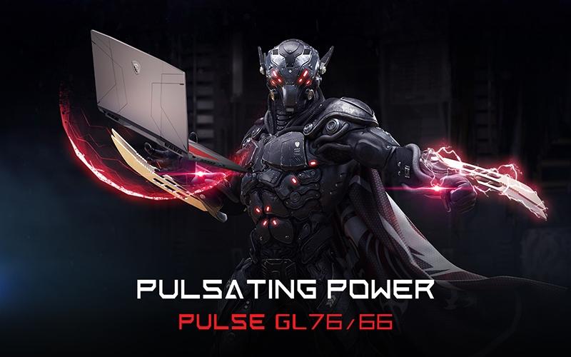 MSI Pulse GL76/66