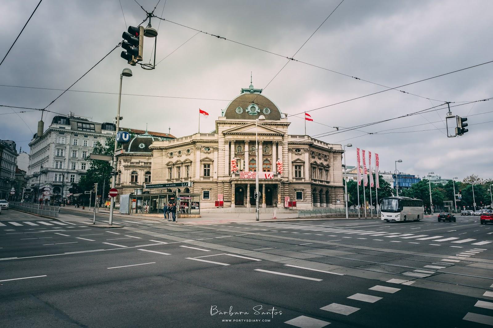 Volkstheater - Vienna | Travel