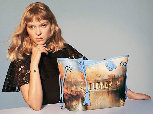 Louis Vuitton colección capsula Koons bolsos