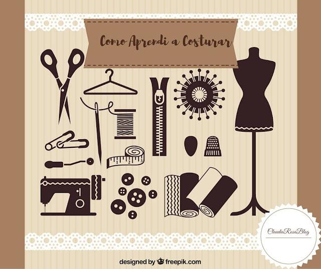 Como Aprendi a Costurar