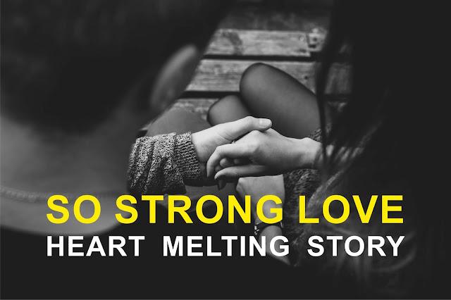 Heart Melting Love : So Strong Love