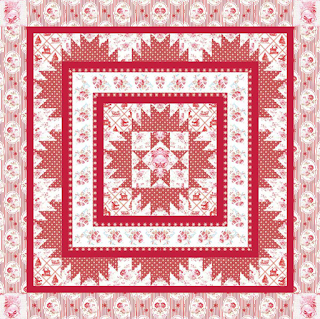 Quilt Inspiration: Free pattern day! Red and white quilts (part 1) : red and white quilts - Adamdwight.com