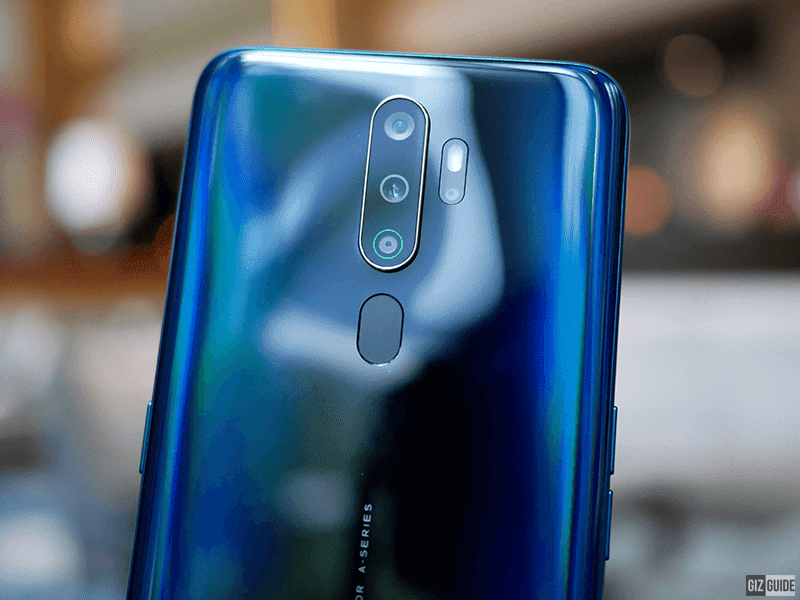 OPPO A9 2020: First Camera Samples