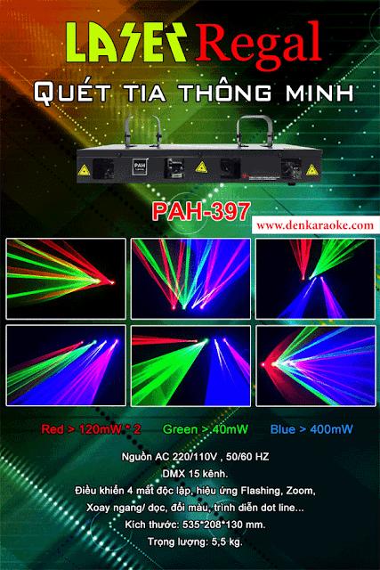 Đèn chiếu laser công suất lớn
