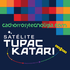 Túpac  Katari TKSAT fta 2019 cachorros y tecnologia peru satelite