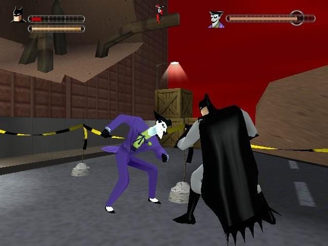 batman fighting games for kids