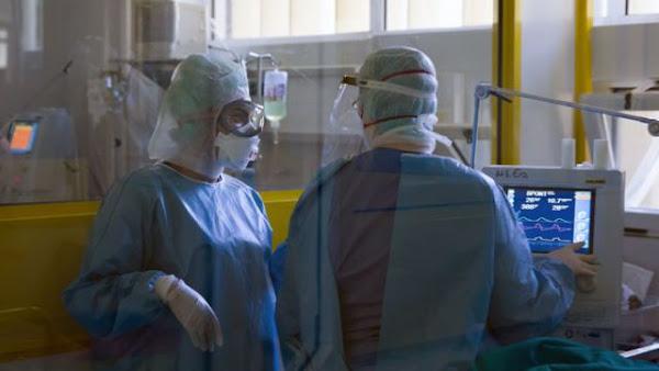 Λαμία: Δυο άτομα με κορωνοϊό διασωληνωμένα στη ΜΕΘ