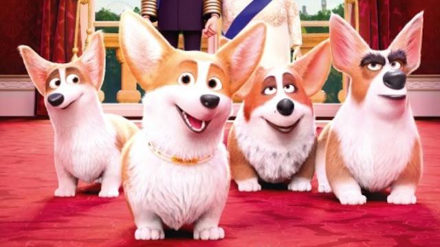 Corgi Những Chú Chó Hoàng Gia - The Queen's Corgi (2019) - phim hoạt hình