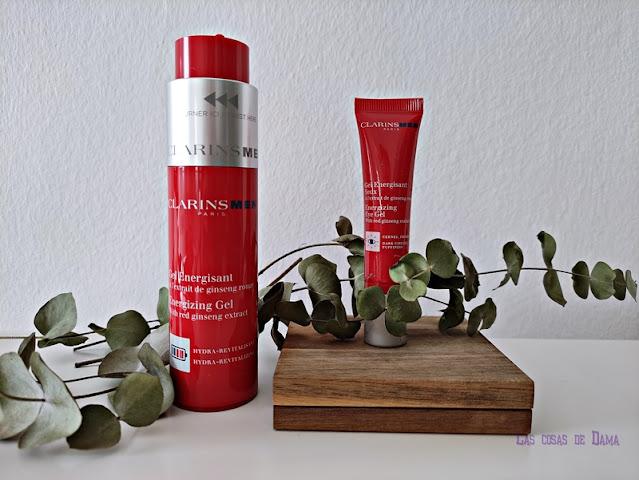 Tratamientos Energizantes de ClarinsMen beauty cosmética belleza skincare facial
