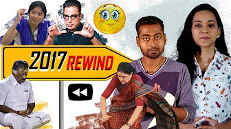 Vikatan TV Rewind 2017 : Year's most viral incidents!