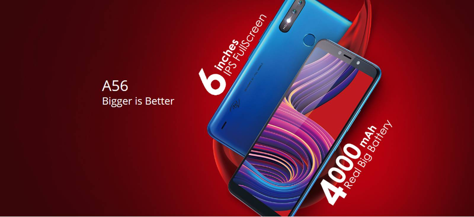 Itel A56 Full Device Specifications, Review, Price and Where to Buy