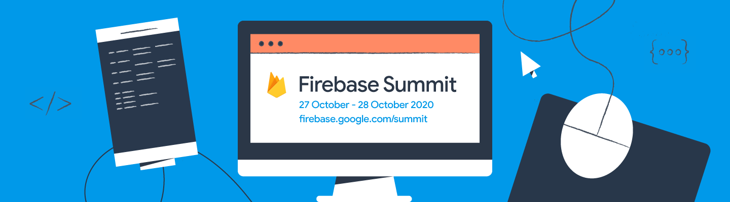 Helpful product updates from Firebase Summit 2020 site cover image