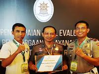 Wow Keren, Polres Pangkep Raih Penghargaan Pelayanan Publik dari KemenPAN-RB
