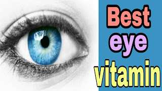 The MOST Important Vitamins For The Eyes | which is best vitamin for eyes