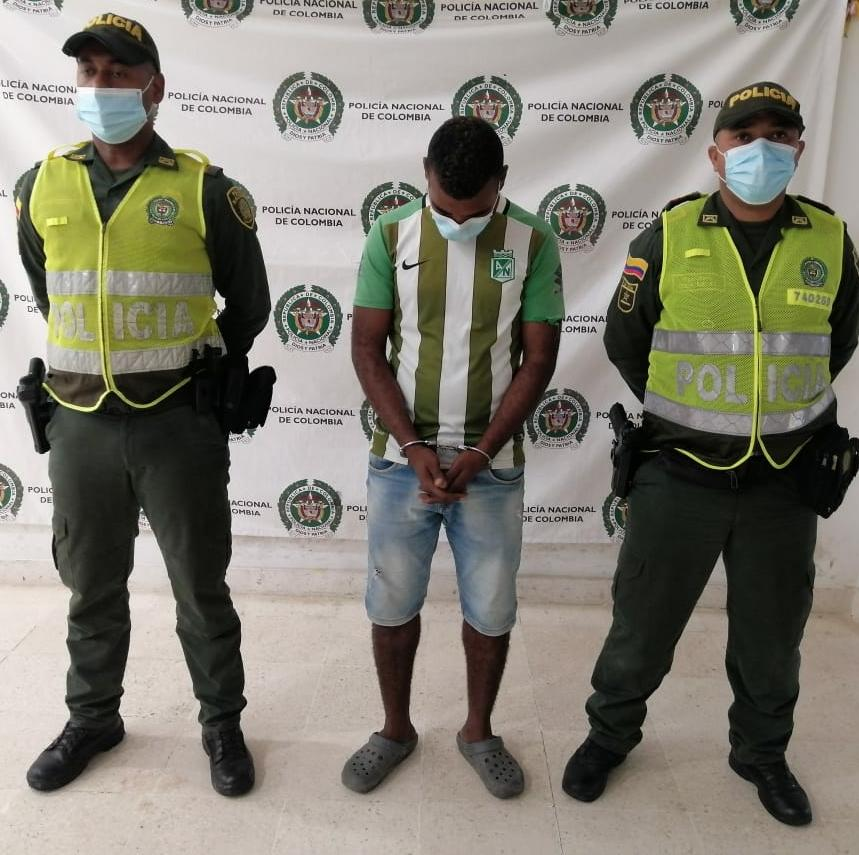 hoyennoticia.com, Capturan jíbaro de marihuana en Manaure - Guajira