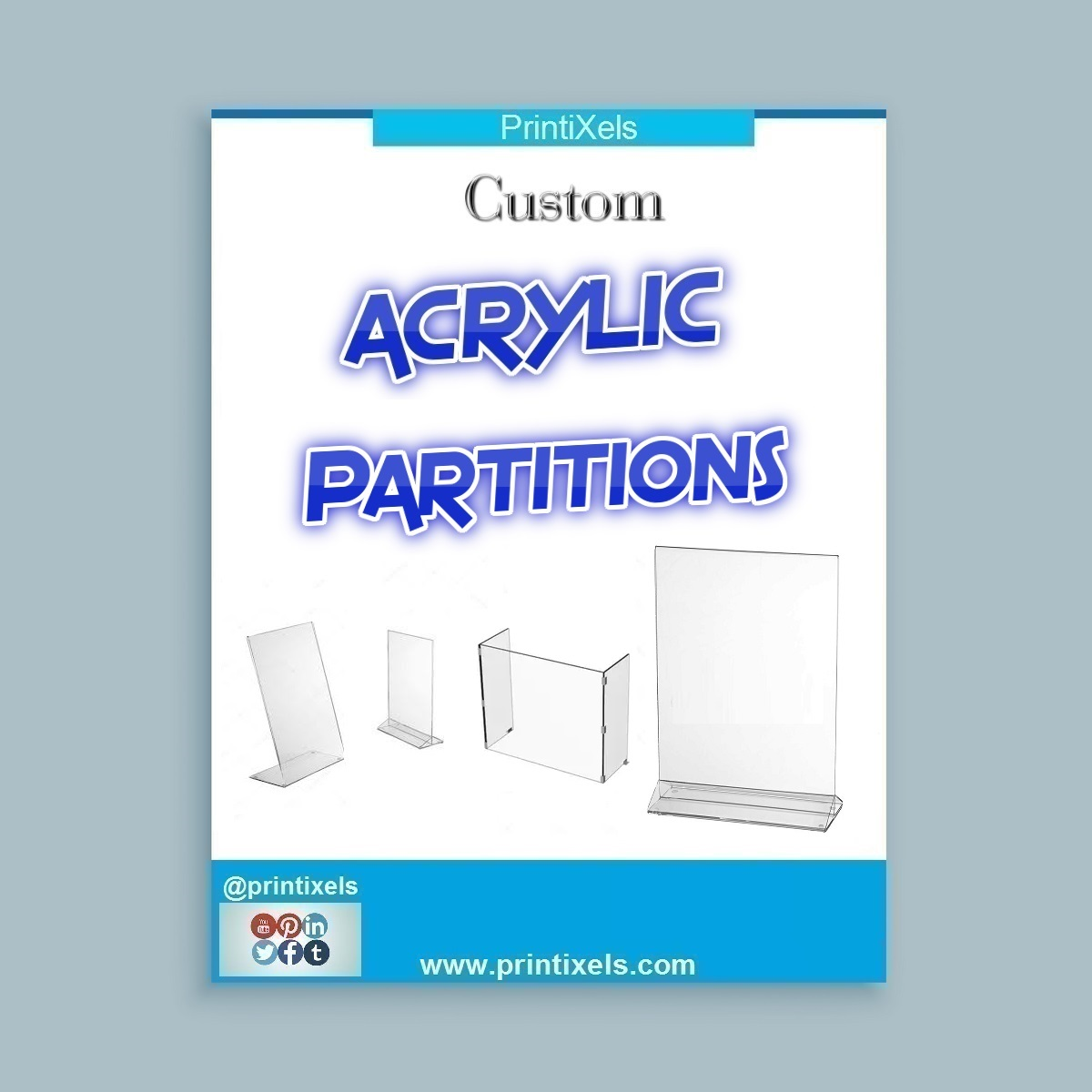 Acrylic Partitions Philippines