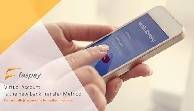 Online Payment Gateway Indonesia dari Faspay