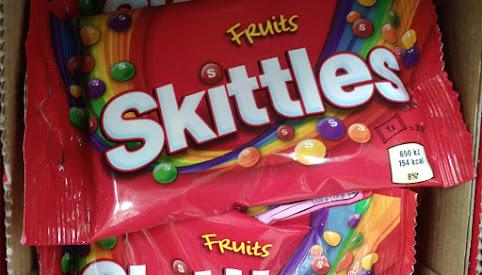 Cukierki, Skittles