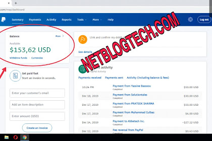 PayPal Nigeria 2020 : 100% Working Method to send and Receive Payments in Nigeria 2020