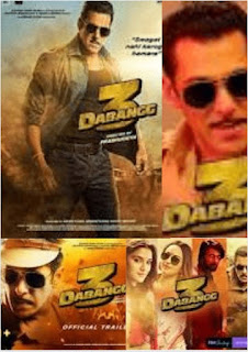 Dabangg 3 Torrent Download