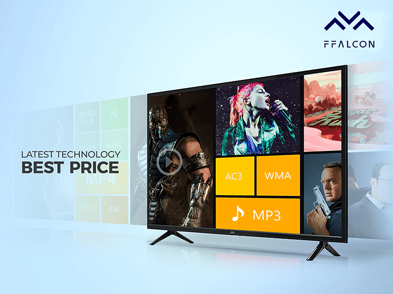 FFALCON TVs goes official in the Philippines, now available at Lazada!