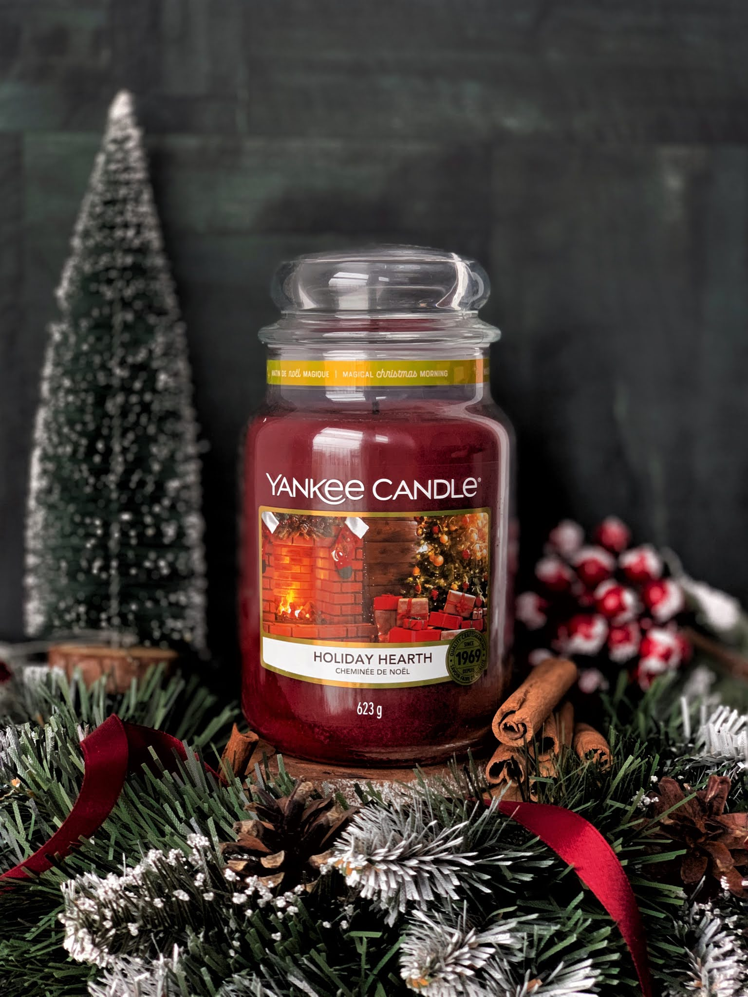 Magical Christmas Morning Yankee Candle -  świece na święta 2020