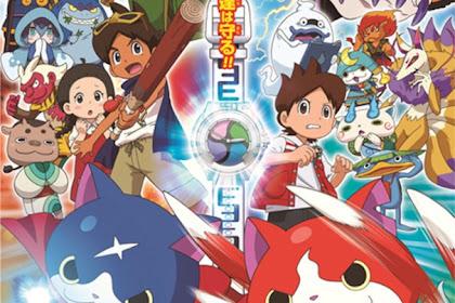 Sinopsis Yo-Kai Watch the Movie: The Secret is Created, Nyan (2014) - Japanese Movie