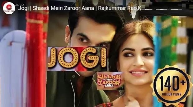 जोगी Jogi Lyrics in hindi (English)-Yasser Desai/SMZA