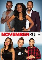 November Rule<br><span class='font12 dBlock'><i>(November Rule)</i></span>