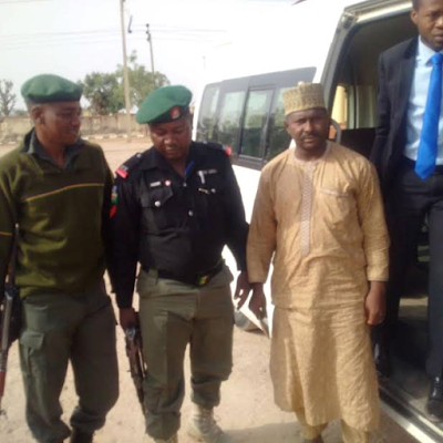 Chairman of Sharia Court of Appeal Arrested by EFCC for Fraud