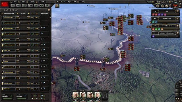 Hearts of Iron IV Field Marshal Edition PC Full Español