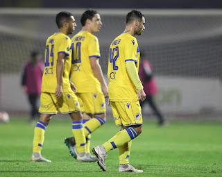 LIVE: ΔΟΞΑ 2-1 ΑΠΟΕΛ 18η αγ. «Χωρίς νίκη για τέταρτο συνεχόμενο αγώνα έμεινε το ΑΠΟΕΛ»