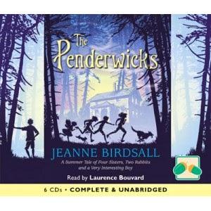 a book a week: The Penderwicks by Jeanne Birdsall