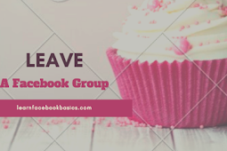 How to Remove Myself from a Group on Facebook | Leave Facebook Group