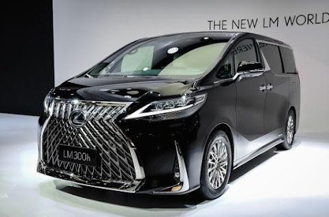 Harga dan Spesifikasi Lexus LM