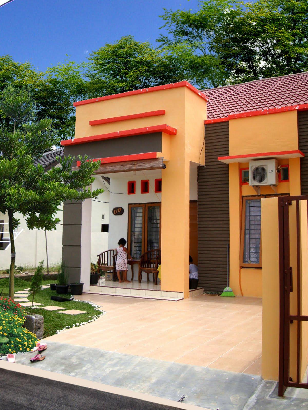 11 Contoh Rumah Minimalis Dengan Berbagai Pilihan Warna