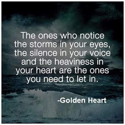 Golden Heart Quote Of The Day