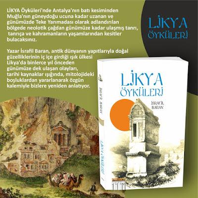 İsrafil Baran, Likya Öyküleri, Patara Kitap