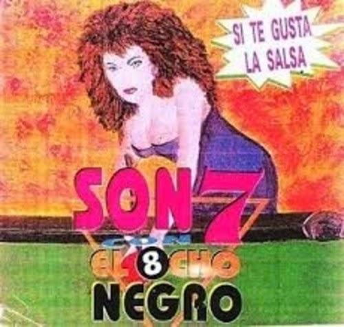 SI TE GUSTA LA SALSA - SON 7 CON EL 8 NEGRO (1993)