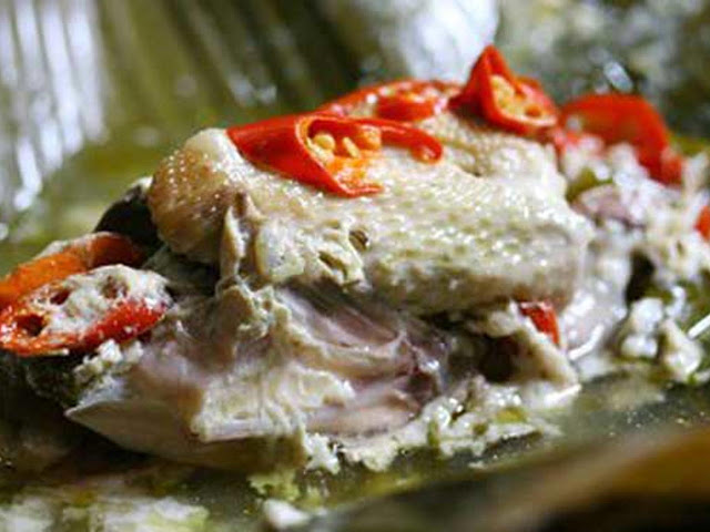 Resep Cara Membuat Garang Asem Ayam