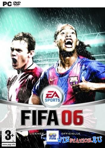 تحميل لعبة fifa 2006 الاصلية