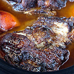 Slow Cooker Pork Shoulder (For Pulled Pork & Carnitas)