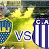 Boca vs Talleres | Ver En Vivo | Superliga: Historial y Formaciones